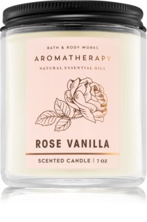Bath & Body Works Rose Vanilla duftlys