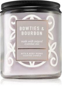 Bath & Body Works Bowties & Bourbon świeczka zapachowa  I.