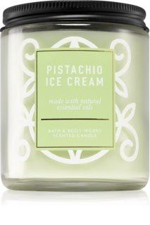 Bath & Body Works Pistachio Ice Cream ароматическая свеча