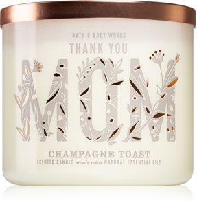 Bath & Body Works Toast vela perfumada