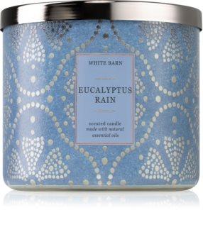 Bath & Body Works Eucalyptus Rain duftlys Med essentielle olier I.