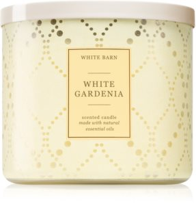 Bath & Body Works White Gardenia vela perfumada