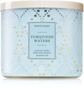 Bath & Body Works Turquoise Waters kvapioji žvakė