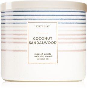 Bath & Body Works Coconut Sandalwood bougie parfumée I.