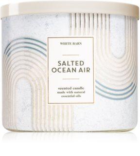 Bath & Body Works Salted Ocean Air vela perfumada