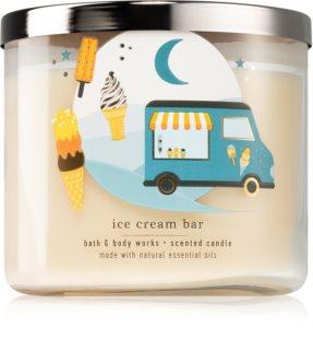 Bath & Body Works Ice Cream Bar ароматическая свеча