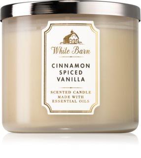 Bath & Body Works Cinnamon Spiced Vanilla bougie parfumée I.