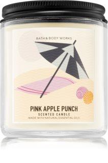 Bath & Body Works Pink Apple Punch Tuoksukynttilä