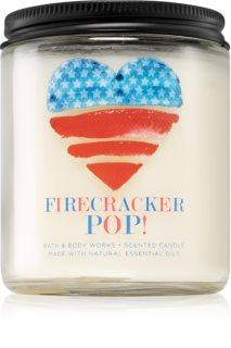 Bath & Body Works Firecracker Pop candela profumata II