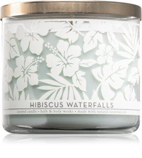 Bath & Body Works Hibiscus Waterfalls duftlys