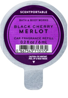 Bath & Body Works Black Cherry Merlot parfum pentru masina Refil