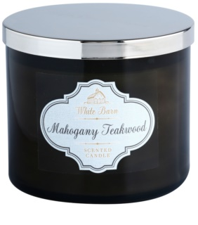 Bath&Body Works White Barn Mahogany Teakwood mirisna svijeća