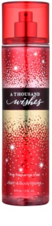 Bath & Body Works A Thousand Wishes spray corpo da donna