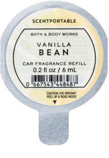 Bath & Body Works Vanilla Bean désodorisant voiture