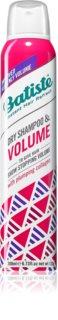 Batiste Volume Trockenshampoo für mehr Haarvolumen