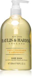 Baylis & Harding Sweet Mandarin & Grapefruit mydło do rąk w płynie