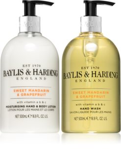 Baylis & Harding Sweet Mandarin & Grapefruit set cosmetici per un corpo idratato