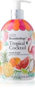 Baylis & Harding Beauticology Tropical Cocktail течен сапун за ръце