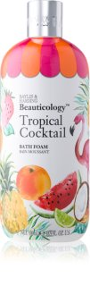 Baylis & Harding Beauticology Tropical Cocktail espuma de banho