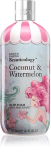 Baylis & Harding Beauticology Coconut & Watermelon piana do kąpieli