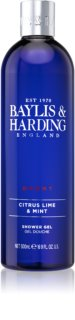 Baylis & Harding Men's Citrus Lime & Mint гель для душу