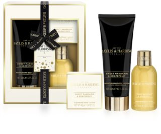 Baylis & Harding Sweet Mandarin and Grapefruit coffret cadeau III.