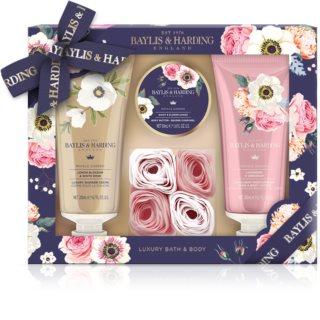 Baylis & Harding Royale Garden Lemon Blossom & White Rose coffret cadeau I.