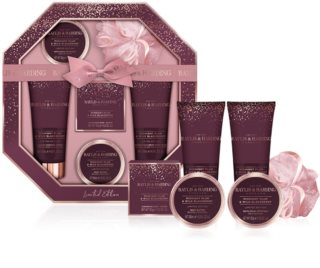 Baylis & Harding Midnight Plum & Wild Blackberry set cadou II.