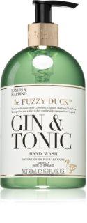 Baylis & Harding The Fuzzy Duck Gin & Tonic mydło do rąk w płynie