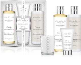 Baylis & Harding Orange Bergamot & Bay Leaves poklon set II.