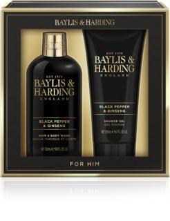 Baylis & Harding Black Pepper & Ginseng darčeková sada III.