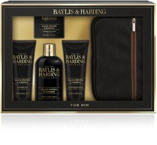 Baylis & Harding Black Pepper & Ginseng zestaw upominkowy II.
