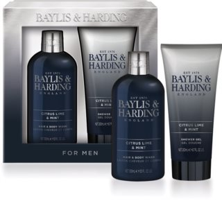 Baylis & Harding Men's Citrus Lime & Mint confezione regalo II.