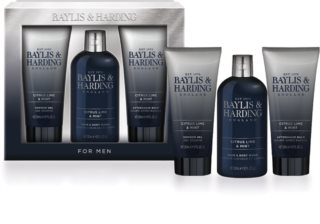 Baylis & Harding Men's Citrus Lime & Mint set cadou