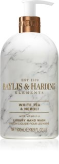 Baylis & Harding Elements White Tea & Neroli рідке мило для рук