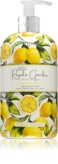 Baylis & Harding Royale Garden Lemon & Basil sapone liquido per le mani