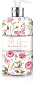 Baylis & Harding Royale Garden Rose, Poppy & Vanilla tekuté mýdlo na ruce