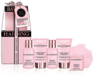 Baylis & Harding Jojoba, Vanilla & Almond Oil confezione regalo (per idratare e tendere la pelle)