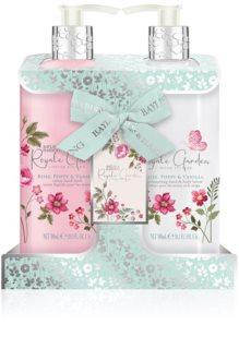 Baylis & Harding Royale Garden Rose, Poppy & Vanilla ajándékszett (kézre)
