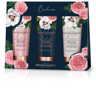 Baylis & Harding Boudoir Rose coffret cadeau (mains)