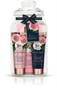 Baylis & Harding Boudoir Rose coffret cadeau (arôme rose)