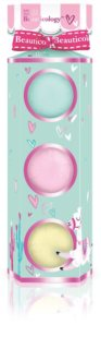 Baylis & Harding Beauticology Llama bombe de bain (coffret cadeau)