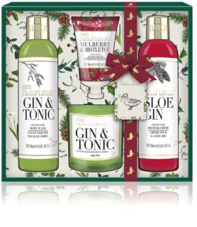 Baylis & Harding The Fuzzy Duck Winter Wonderland confezione regalo