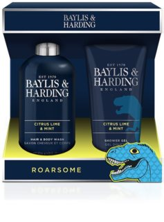 Baylis & Harding Men's Citrus Lime & Mint dárková sada (do sprchy)