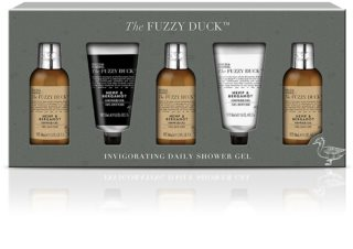 Baylis & Harding The Fuzzy Duck Men's Hemp & Bergamot confezione regalo (per la doccia) per uomo