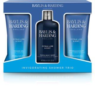 Baylis & Harding Men's Citrus Lime & Mint confezione regalo (per uomo)