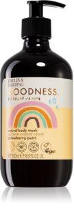 Baylis & Harding Goodness Strawberry Swirl jemný mycí gel pro děti od narození