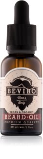 Beviro Men's Only Cedar Wood, Pine, Bergamot Beard Oil