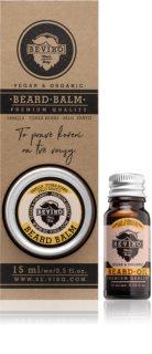 Be-Viro Men's Only Vanilla, Tonka Beans, Palo Santo kit di cosmetici I. per uomo
