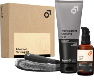 Beviro Advanced Shaving Set Gavesæt  til mænd
